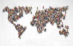 Россия в цифрах: как меняется страна и статистика