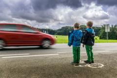 Осторожно, дети на дороге!