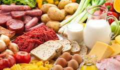 Производство пищевых продуктов во Владимирской области в январе-сентябре 2020 года