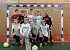 Турнир по мини-футболу памяти В.И. Лепёхина