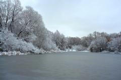 Осенний лед может быть опасен!